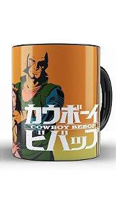 Caneca Anime Cowboy Bebop