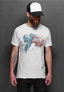 Camiseta Anime Death Note Kira vs L