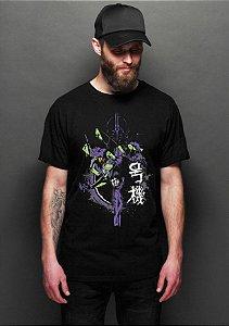 Camiseta Anime   Neon Genesis Evangelion