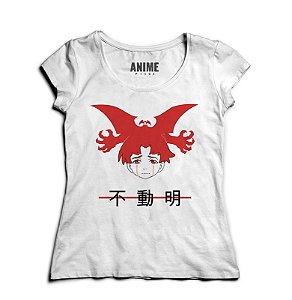 Camiseta  Feminina Anime   Devilman Crybaby