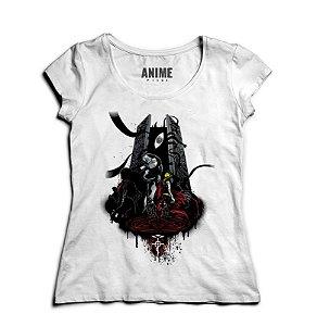 Camiseta  Feminina Anime   FullMetal