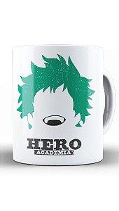 Caneca Anime My Hero Academia Deku
