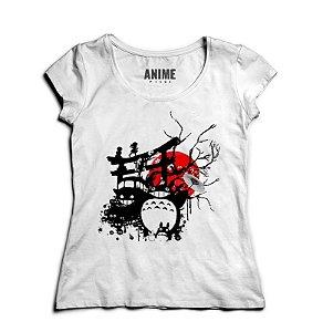 Camiseta Anime Totoro