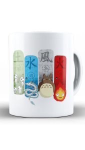 Caneca Anime Totoro Ghibli