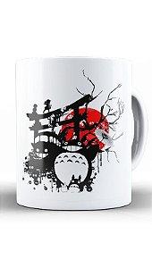 Caneca Anime Totoro