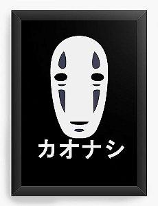 Quadro Decorativo A4(33X24) No Face