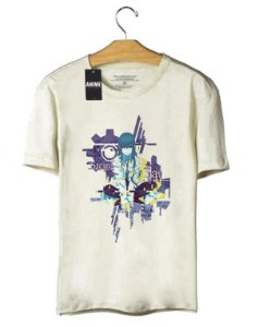 Camiseta Anime Steins;Gate
