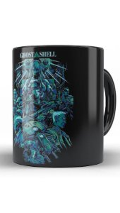 Caneca Anime Ghost In The Shell