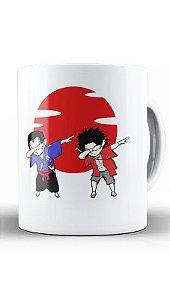 Caneca Anime Samurai Champloo Mugen x Jin