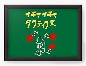 Quadro Decorativo A3 (45X33) Anime Icha Icha