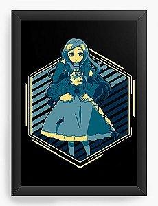 Quadro Decorativo A3 (45X33) Anime Death March to the Parallel World Rhapsody