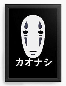 Quadro Decorativo A3 (45X33) No Face