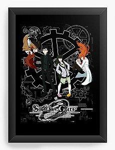 Quadro Decorativo A3 (45X33) Anime Steins;Gate Gate of Zero