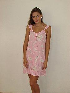 01.505 - camisola rosa flor