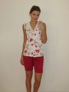 15.508 - Conjunto curto redflower