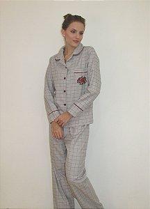 12.305 - Pijama longo elegancy