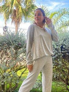 Pijama flanelinha Livia