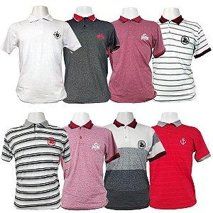 Camisetas Gola Pólo Masculina