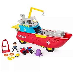 Brinquedo Navio Patrulheiro Do Mar Patrulha Canina 1366