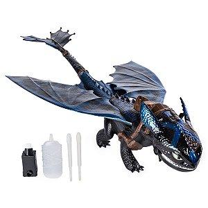 Como Treinar O Seu Dragão 3 - Figura Banguela Com Efeito
