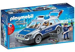 Playmobil - City Action - Carro De Polícia - 6873 - Sunny