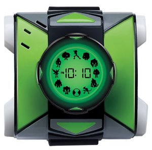 Ben 10 Relógio Digital Alien Omnitrix Sunny 1799 Lançamento