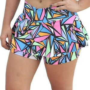 Short Saia Plus Size (Kit com 5 Unidades)