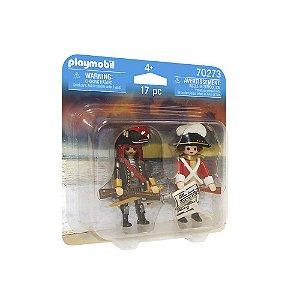 Duopack Pirata e Soldado Britânico