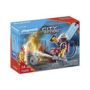 Playmobil Gift Set Bombeiros