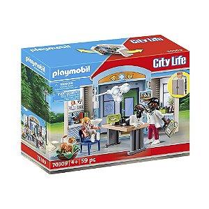 Playmobil Play Box Clinica veterinária