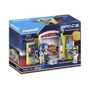 Playmobil Play Box Missão Marte