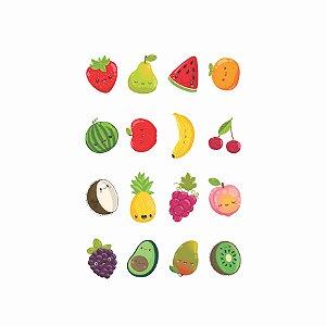 018 | Kit Festa 16 Grande Frutas