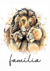 C083 | Leão - Família