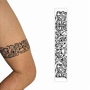 Tatuagem Temporária | Bracelete  031