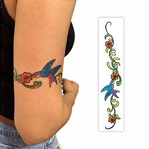 Tatuagem Temporária | Bracelete  033