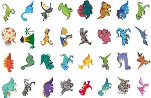 017 Kit Festa Dinossauros