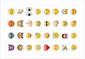 032 Kit Festa Emojis