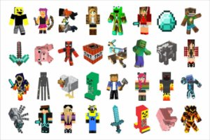 035 Kit Festa Pixels