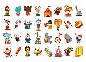 038 Kit Festa Circo