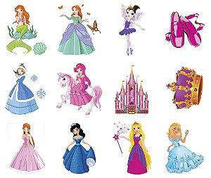 001 Kit Festa Grande Princesas 1