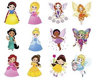 002 Kit Festa Grande Princesas 2