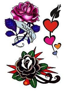 C005 Flores e Corações