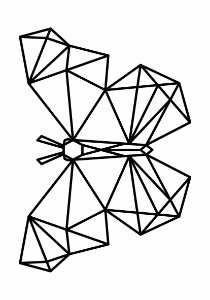 PB038 Borboleta