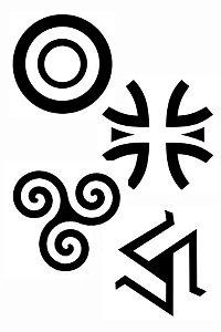 09 Símbolos Lobo
