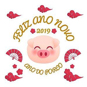 ANO NOVO CHINES 2019