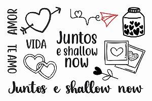 04 Dia dos namorados Juntos e Shallow Now