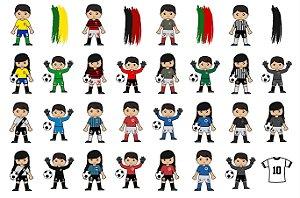 059 Kit Festa Futebol II