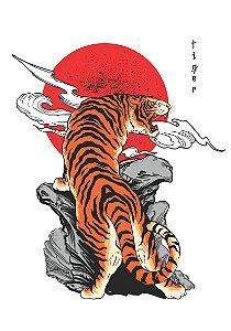 C051 Tigre pedra