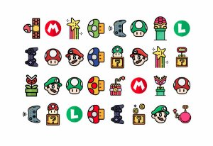 062 Kit Festa Mario