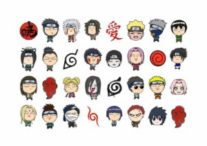 064 Kit Festa 32 Ninja | Anime